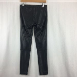 Wilfred Pants & Jumpsuits - Aritizia Wilfred Rebelle Faux Leather Leggings M